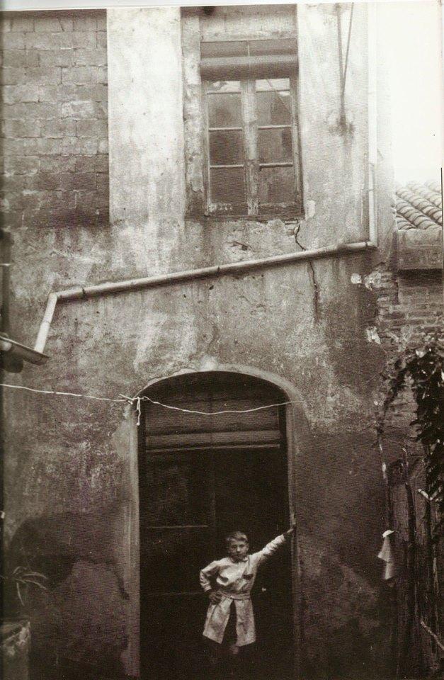 Local de l'escola propietat de Fidela Renom 1924 autor desconegut AHS