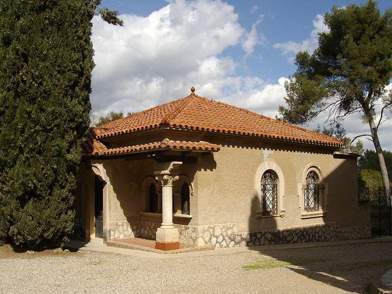 casa del capellà del santuari